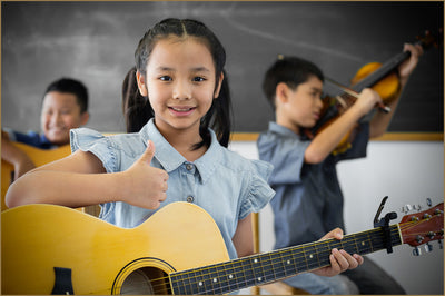 Helping to keep music education in schools