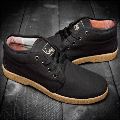 The Modelo - Black/Gum