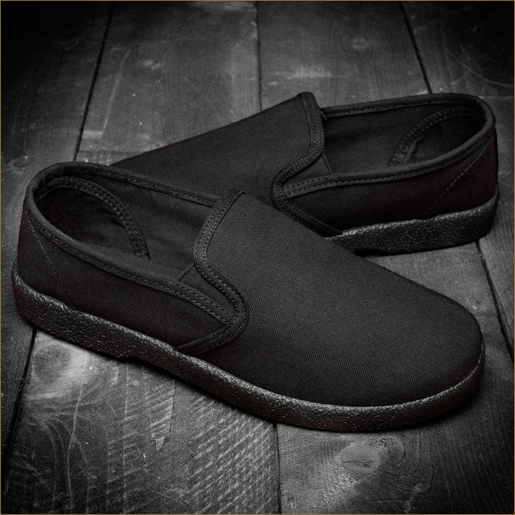 The Wino Slip On - Blackout