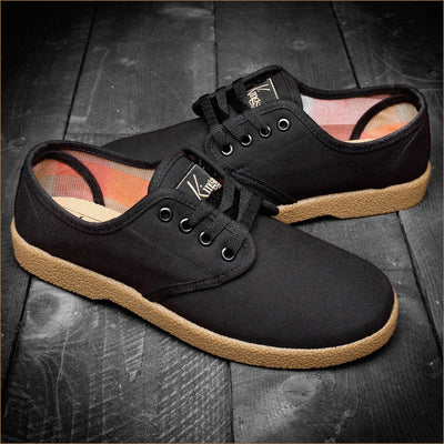 The Wino - Black/Gum