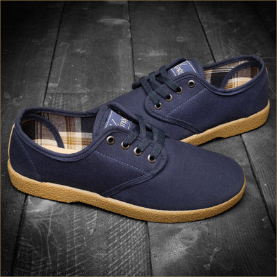 The Wino - Navy/Gum