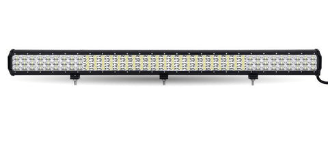 6d triple row light bar