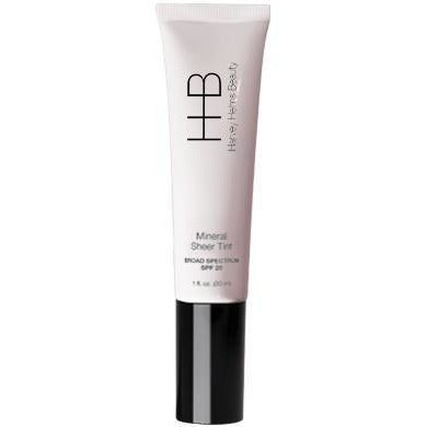 Mineral Sheer Tint SPF 20