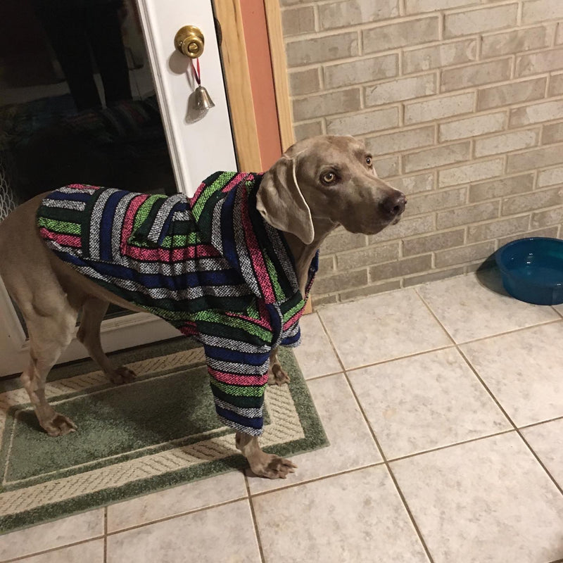 XXL DOG PONCHO  60-80 pounds