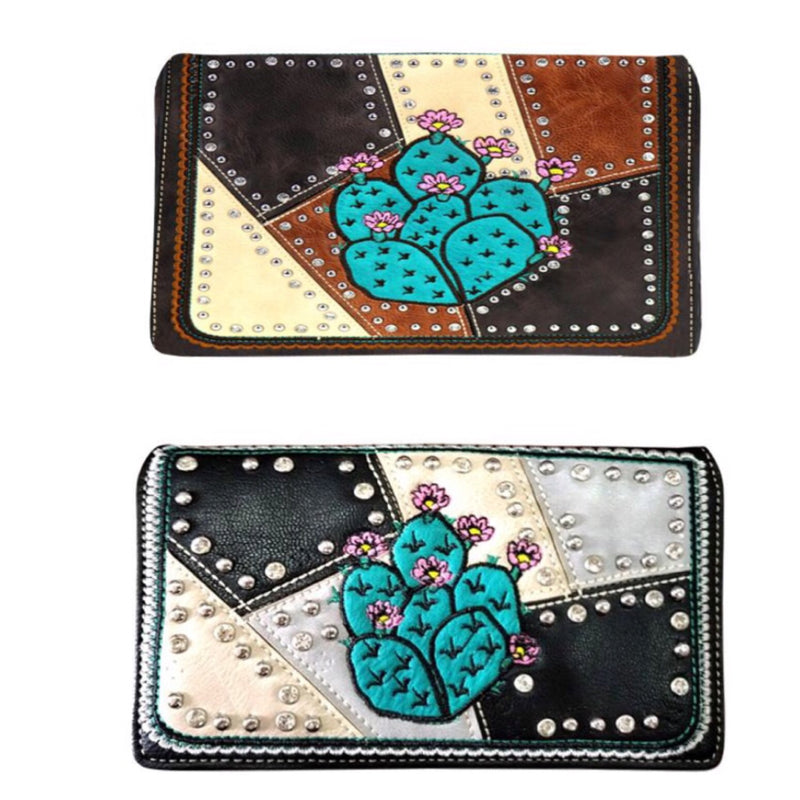 ARIZONA CACTUS WALLET