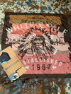 2 pack INDIAN CHIEF bandanas