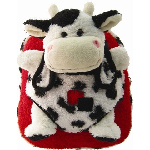 Kreative Kids Cow Stuffie Backpack for boys or girls!