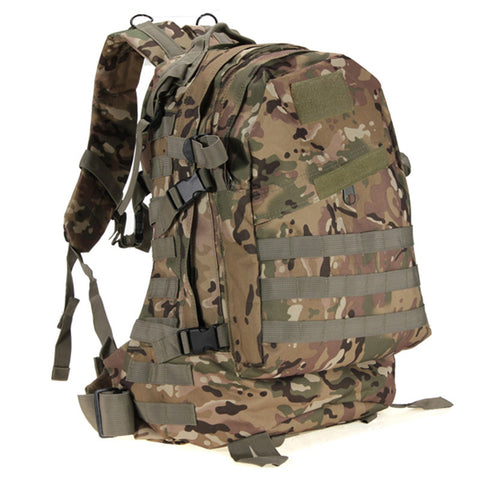 55L Military Grade Tactical Backpack - w/Free Shipping