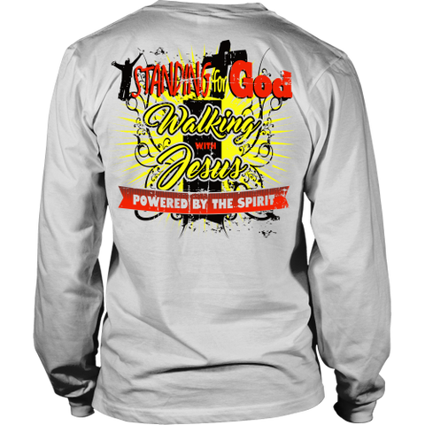 """PERFECT 3"" Grundge Style Long-Sleeve T-Shirt"