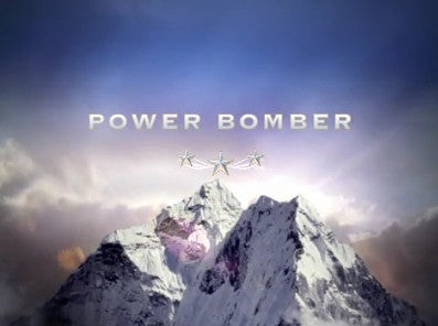 Power Bomber Spoof Commercial