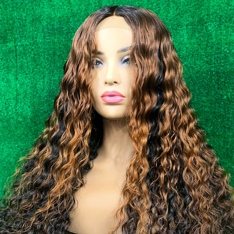 "22"" Deepwave Lace Closure Unit"