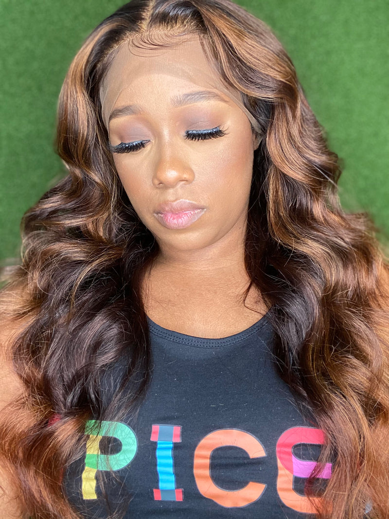 "22"" Lace Frontal Unit"