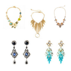 Bohemian Chic Fashion Jewelry