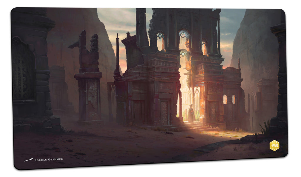 Broken Gate Playmat (Jordan Grimmer)