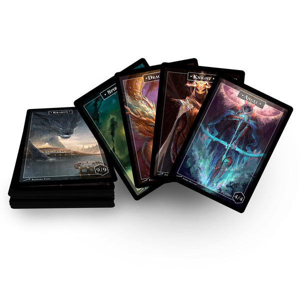 Collector Token Set - Gods Edition Full Series (54 Tokens, Pre-order)