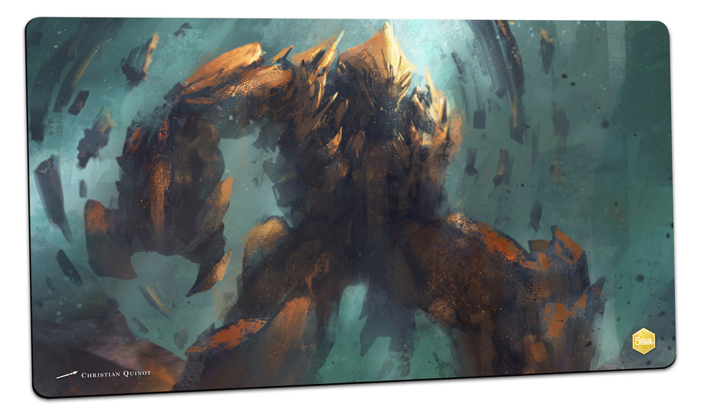 Awaken Playmat (Christian Quinot)