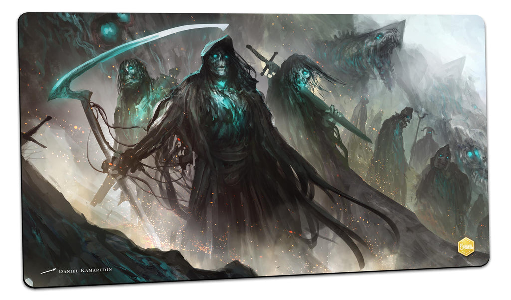 Dead Guy Wrecking Crew Playmat (Daniel Kamarudin)