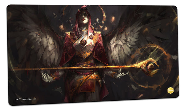 Fallen Angel Playmat (Jason Nguyen)