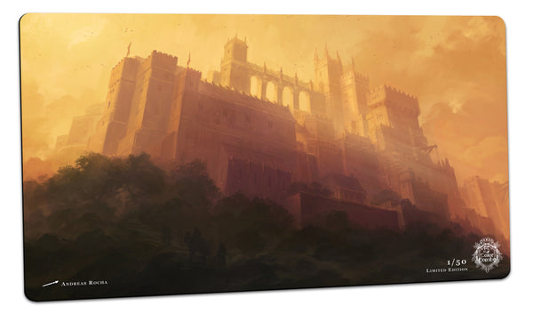 Morning Arrival Playmat (Andreas Rocha - Limited Edition)