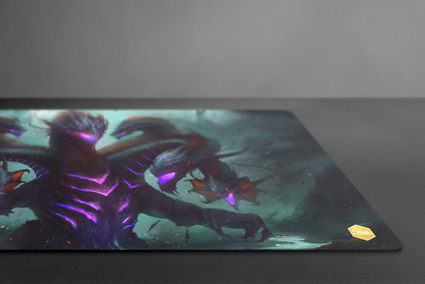 Venture the Fog: Hydra Playmat (Christian Quinot)