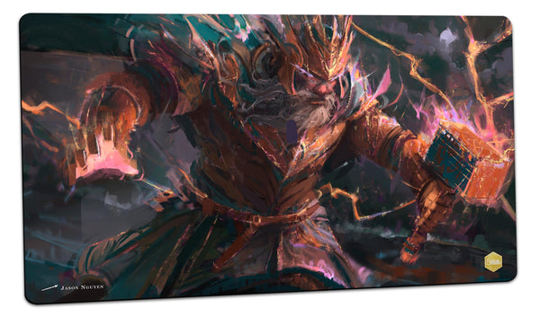 Thor Playmat (Jason Nguyen)