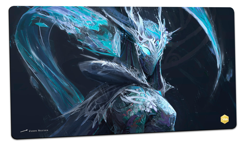 Water Knight Playmat (Jason Nguyen)