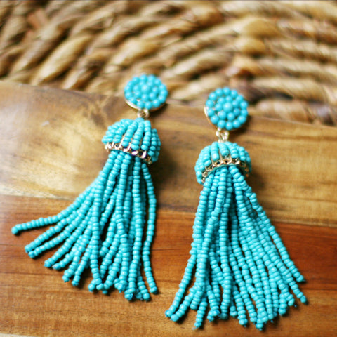 Brisa (Turquoise) Earrings