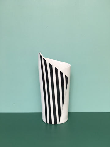 Ceramics - Fine Line Striped Vessels