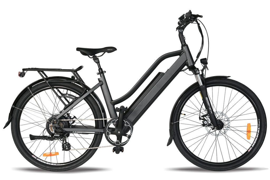 T4B - Hiko Pulse 500W Low Step 48V14.5Ah - City Commuter