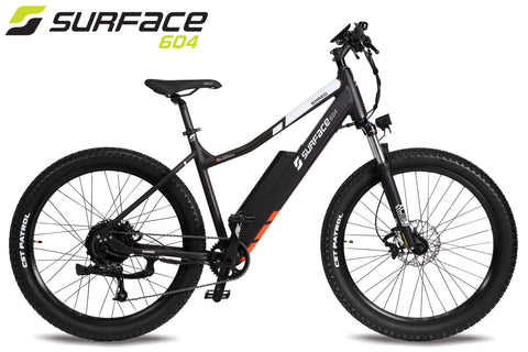 SURFACE 604 - SHRED Mountain Bike 2020