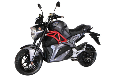 T4B - WASP Electric Motorcycle Scooter 500W+ 72V25AH