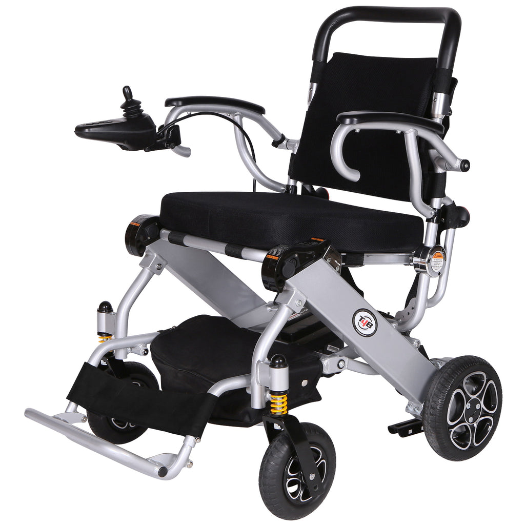 T4B - Folding Mobility 200W 24V6AH ePower 2017 Newly Imported Wheelchair