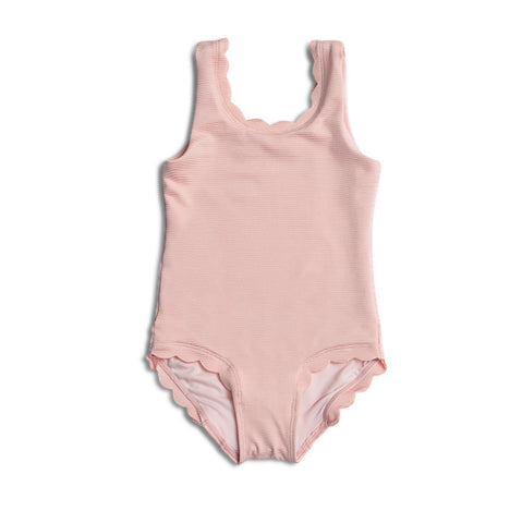 MIMEO baby soft pink swimsuit