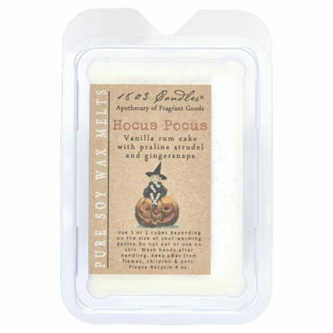 1803 Candles Hocus Pocus Soy Melts