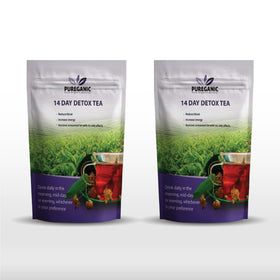 14 Day Detox Tea - 2 Pack