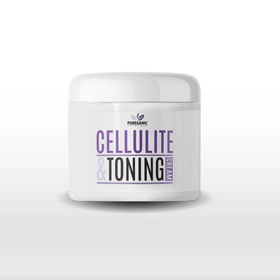 Pureganic Cellulite & Toning Cream