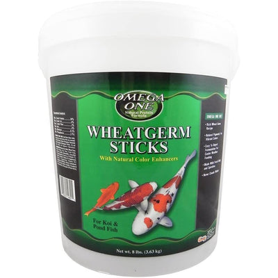 Omega One Wheatgerm Sticks