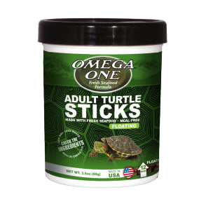 Omega One Adult Turtle Pellets