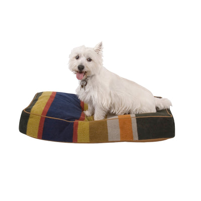 terrier on Badlands National Park Dog Bed