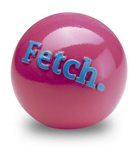 Planet Dog Orbee-Tuff Fetch. Pink balls for dogs