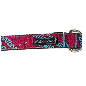 Walk-e-woo Graffiti Collar