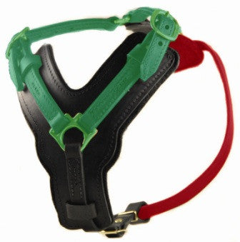 The Victory harness measuring