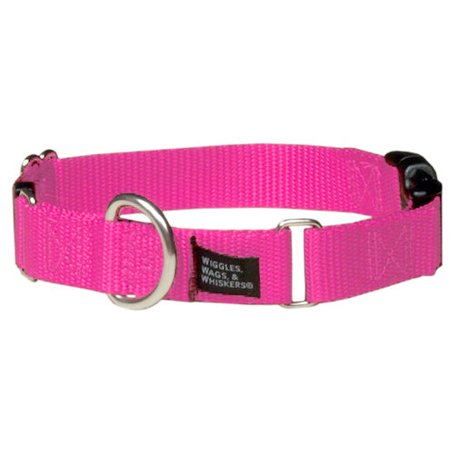 Hot Pink Martingale Collar
