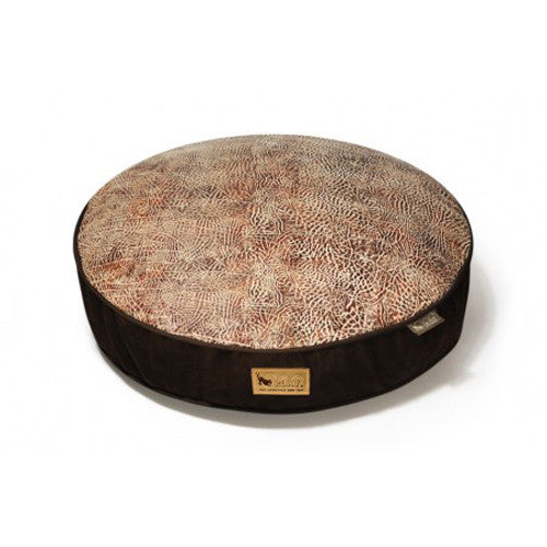 P.L.A.Y. Savannah round dog bed