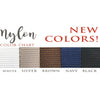 Diva Dog nylon colors