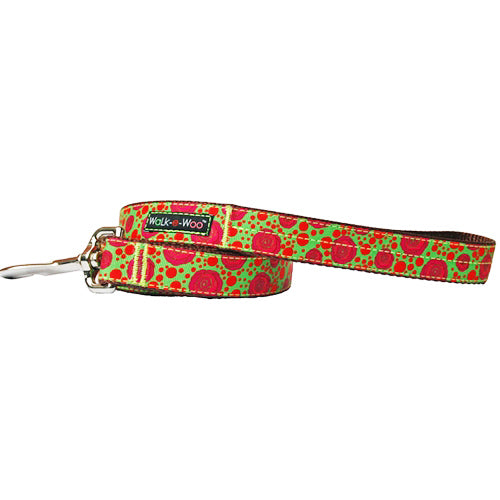 Walk-e-woo Wild Rose Leash