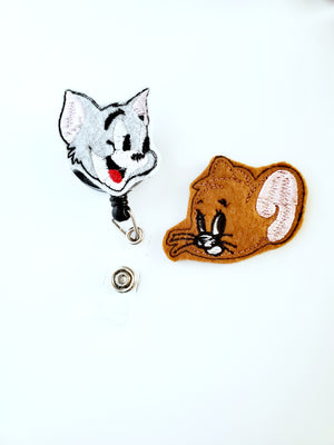 Tom and Jerry Badge Reel