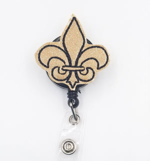 Saints Football Badge Reel - love tan co.