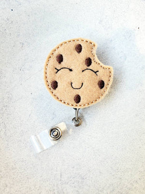 Cute Cookie Badge Reel - Food - love tan co.