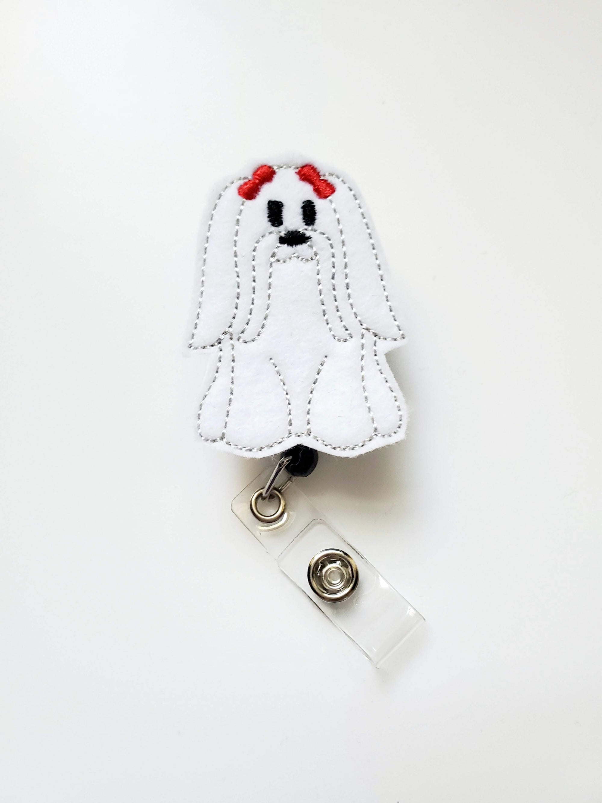 Shih Tzu Badge Reel